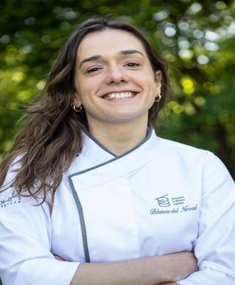 Speaker for Food Science Webinar - Blanca del Noval López de Montenegro