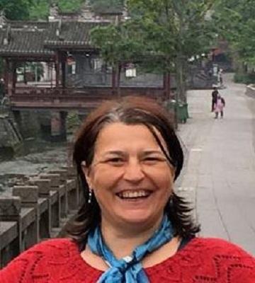 Potential Speaker for Traditional Medicine Virtual 2020 - Bogyó Erzsébet