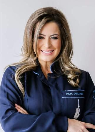 Speaker for dentistry virtual 2020 - Camila Paiva Perin