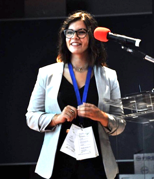 Speaker for Food Science Webinar - Lia Fialho Correia