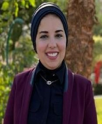 Speaker for Pharmaceutical Webinar - Nada F. Abo El-Magda
