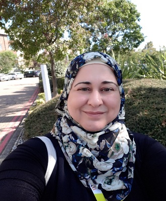 Speaker for Plant Science virtual 2020 - Nisreen A. AL-Quraan