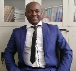 Speaker for Pharma Webinar - Owusu Samuel Mensah