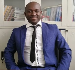 Speaker for Plant Biology Webinar 2020 - Owusu Samuel Mensah