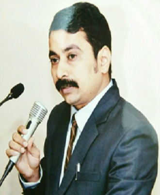 Speaker for optics online meeting - Prashant Bansilal Patel