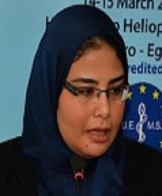 Renowned Speaker for COPD Virtual 2020 - Sarah El-Nakeep