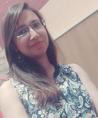 Speaker for Food Science Webinar - Smita Singh