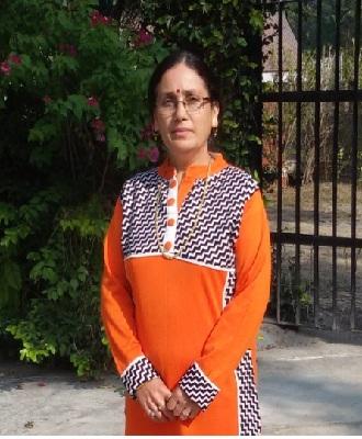 Speaker for Food Science Webinar - Sunita Chandel