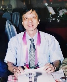 Speaker for Food Science Webinar - Tse-Min Lee
