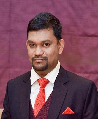 Speaker for Food Science Webinar - V. Vishnuprasad