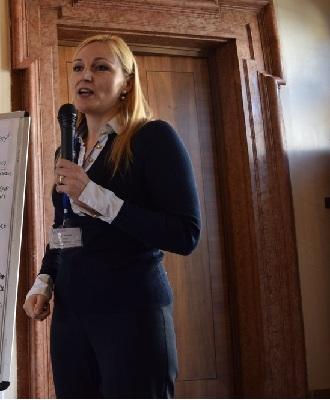 Speaker for Food Science Webinar - Valasia Iakovoglou