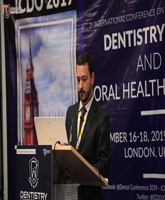 Speaker at Dental Webinars - Vinicius Gomes Machado